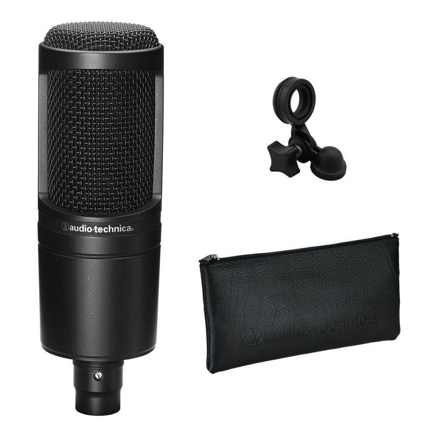 Microfono-Condenser-Audio-Technica-At2020-Estudio-Cardiode
