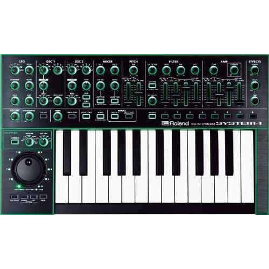 Sintetizador-Semi-Modular-Roland-System-1-Aira---25-Teclas