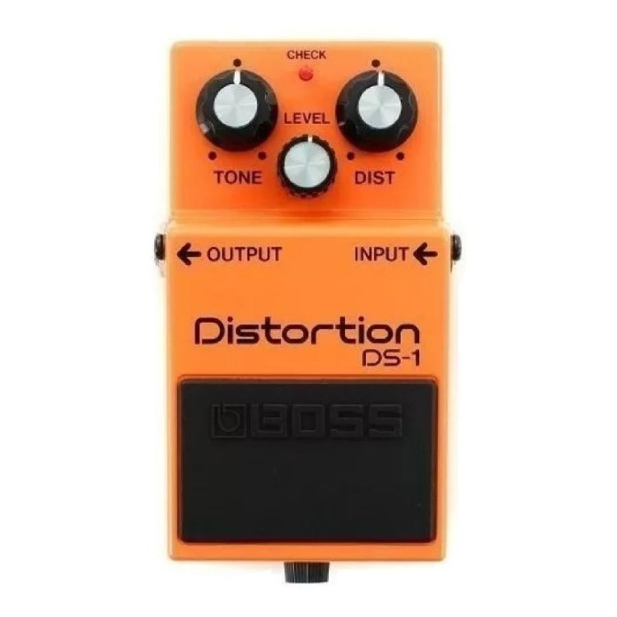 Pedal-Para-Guitarra-Electrica-Boss-Distortion-Ds-1