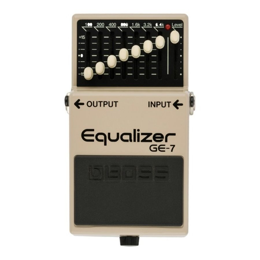 Pedal-De-Efecto-Para-Guitarra-Boss-Ge-7-Eq-Ecualizador