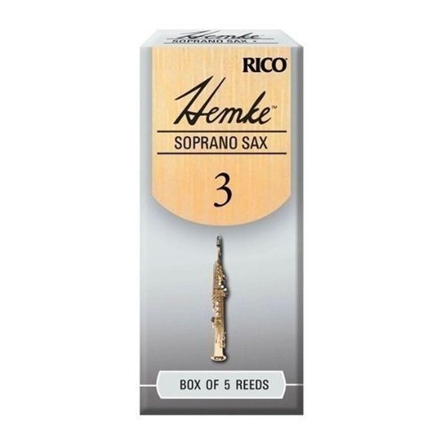 Cañas-Para-Saxo-Soprano-Hemke-N°-3-X-Unidad