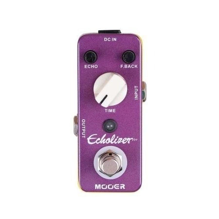 Pedal-De-Efecto-Mooer-Echolizer-Analog-Delay-Para-Guitarra-Mad2-True-Bypass