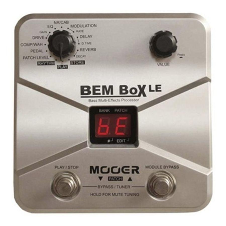 Pedalera-Para-Bajo-Electrico-Moore-Bem-Box-Le-De-55-Efectos