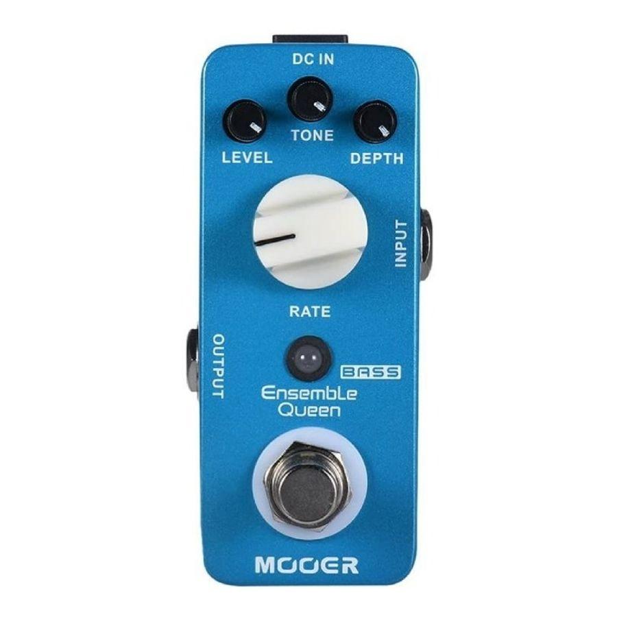 Pedal-De-Efecto-Mooer-Ensemble-Queen-Micro-Series-Para-Bajo