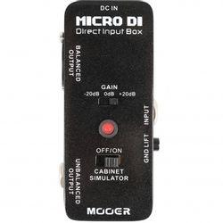 Micro-Caja-Directa-Mooer-Micro-di-Con-Salida-Bal-Y-No-Bal