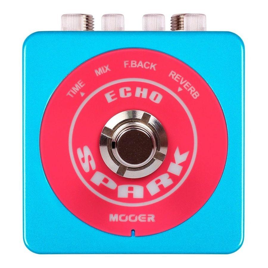Pedal-Efecto-Mooer-Spark-Echo-Guitarra-Digital-Delay