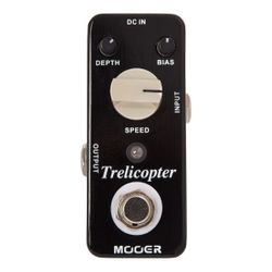 Micro-Pedal-Mooer-Trelicopter-Optical-Tremolo-Para-Guitarra