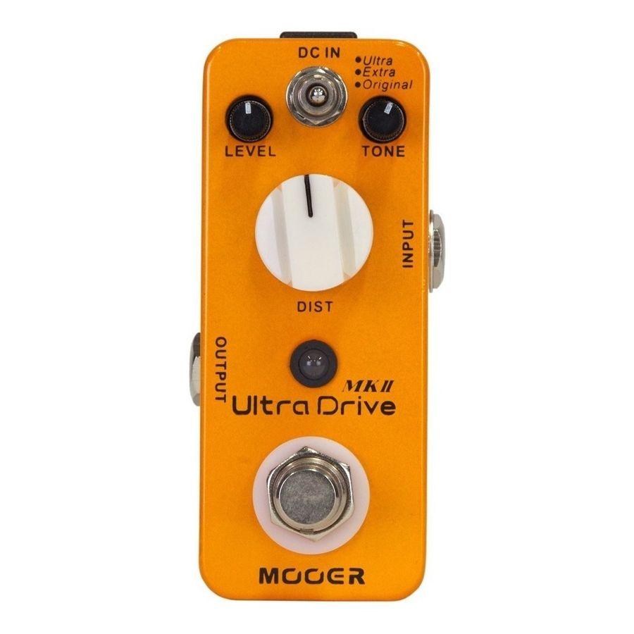 Micro-Pedal-Mooer-Drive-Mki-De-Efecto-Guitarra-Distortion