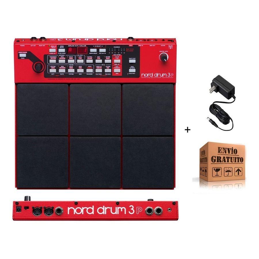 MultiPad-Drum-Nord-Modulo-Drum-3p-6-Pads