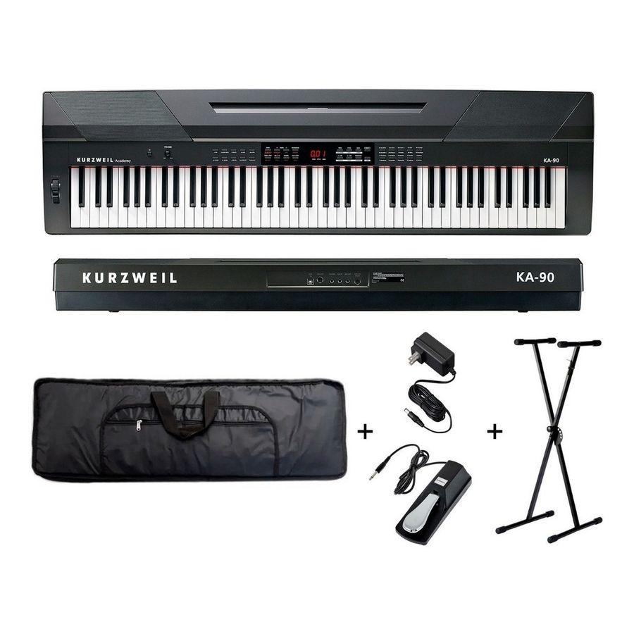 Piano-Digital-Kurzweil-Ka90-88-Teclas-Pesadas---Accesorio