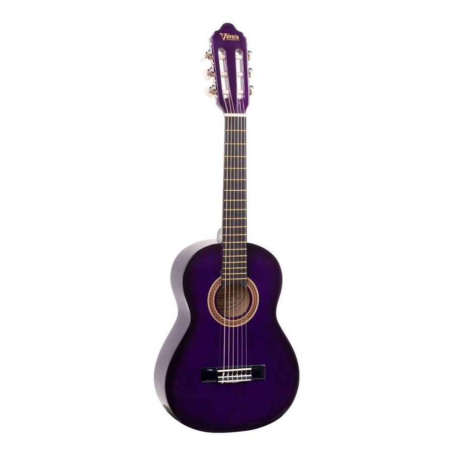 Guitarra-Clasica-Criolla-Valencia-Vc104-Tamaño-4-4-Estudio