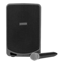 Bafle-Portatil-A-Bateria-Samson---Mic-Inalambrico-Bluetooth