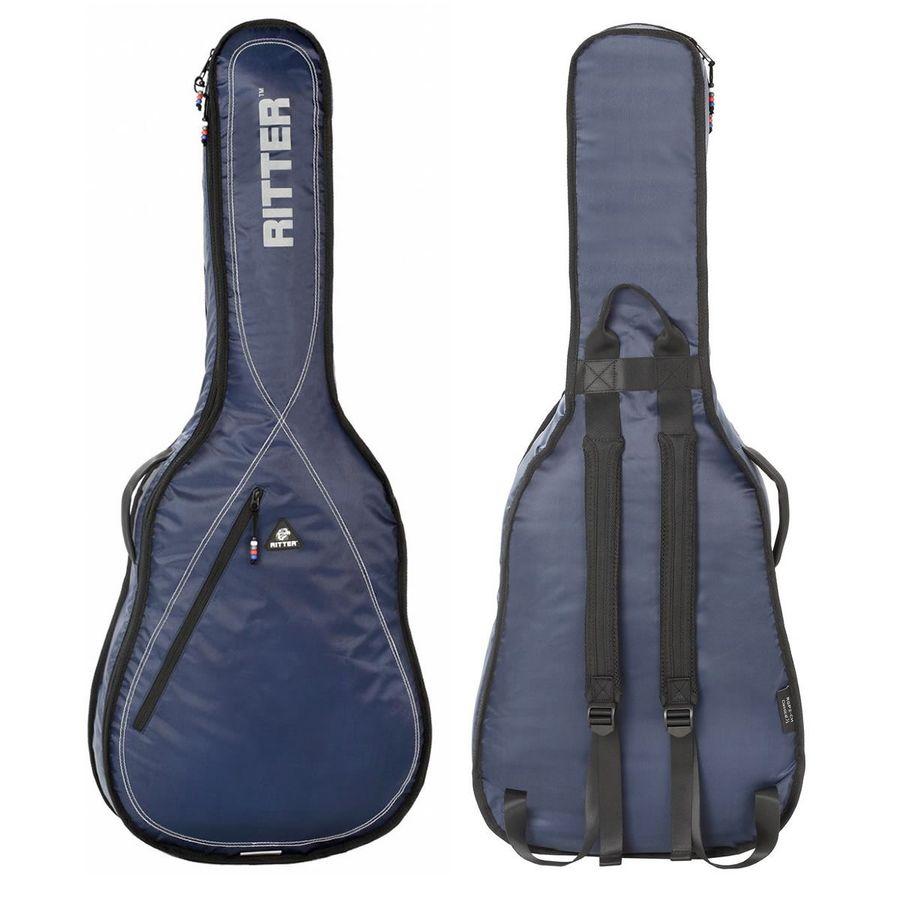 Funda-Ritter-Guitarra-Clasica-1-2-Rgp2-ch-blw-Acolchado-10mm