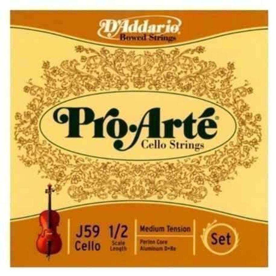 Encordado-Para-Cello-Proarte-Daddario-J591-2m-Set-1-2