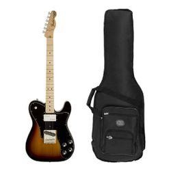 Guitarra-Elect-Fender-Telecaster-Custom72-Classicmex---Funda