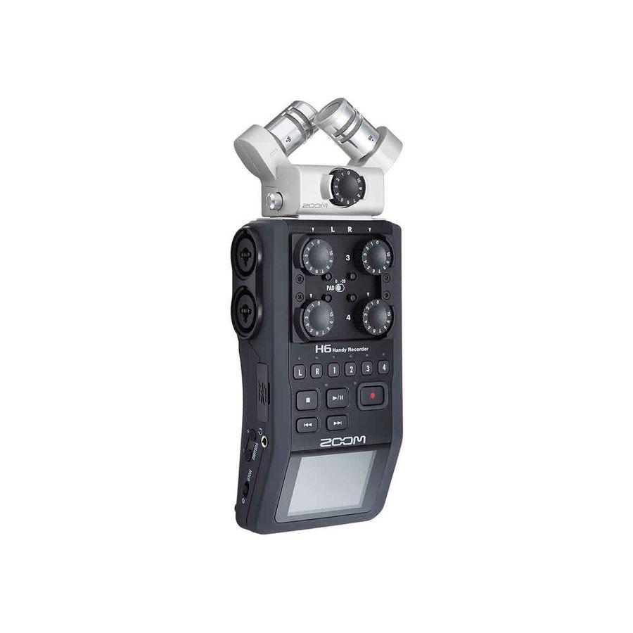 Grabadora-Profesional-Zoom-H6-Dual-6-Pistas-Nueva---2gb