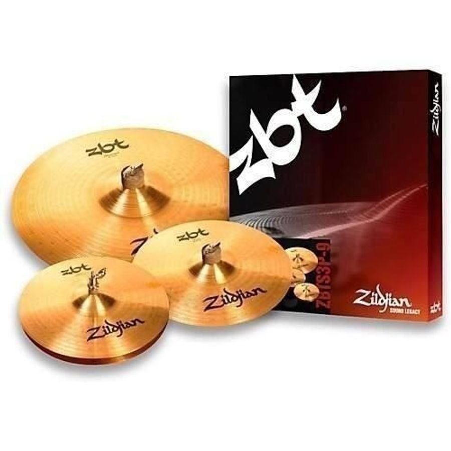 Set-De-Platillos-Zildjian-Zbt-Hh13---Cr18---Crash-Gratis