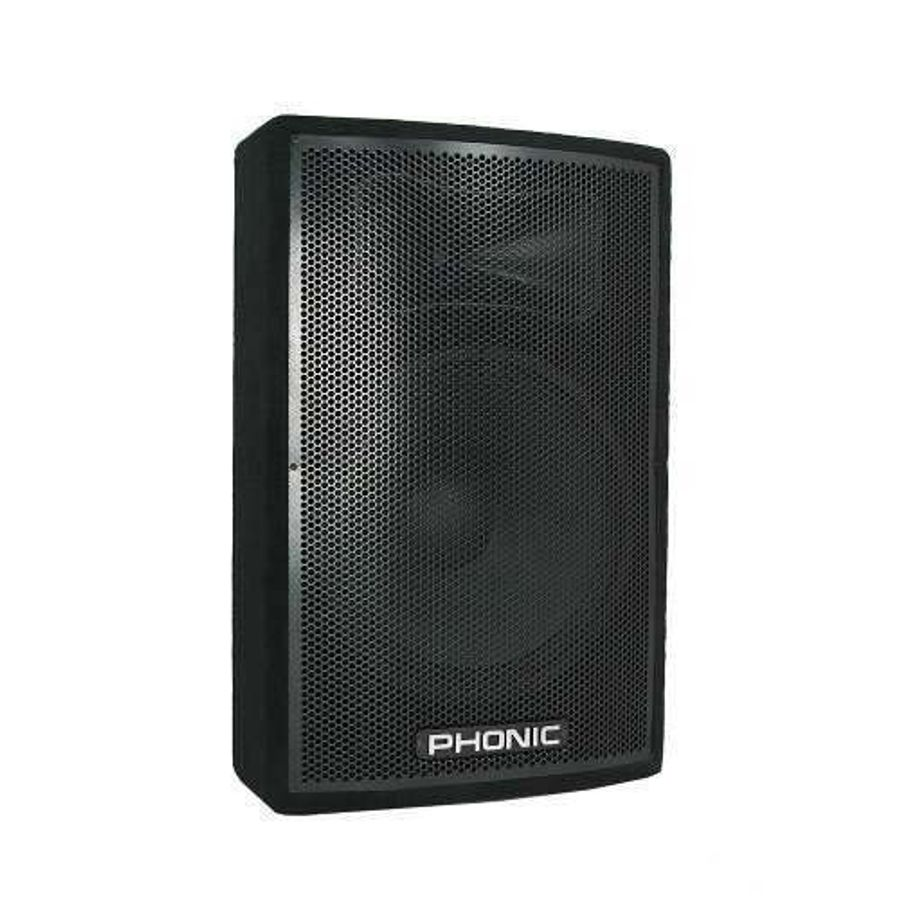 Bafle---Monitor-Phonic-Ask15-200-Watts-En-8-Ohms-Rms-15-PuLG