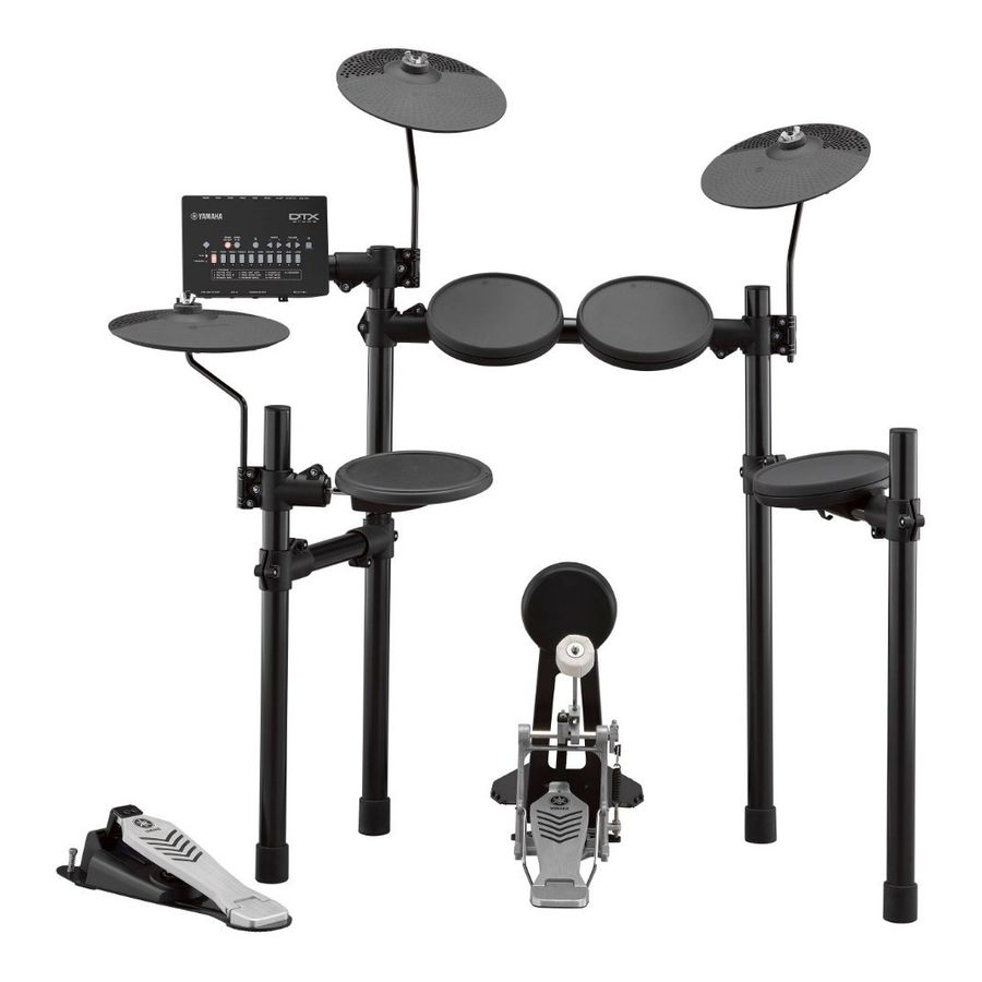 Bateria-Electronica-Yamaha-Dtx452k-287-Sonidos---Pedal-Bombo