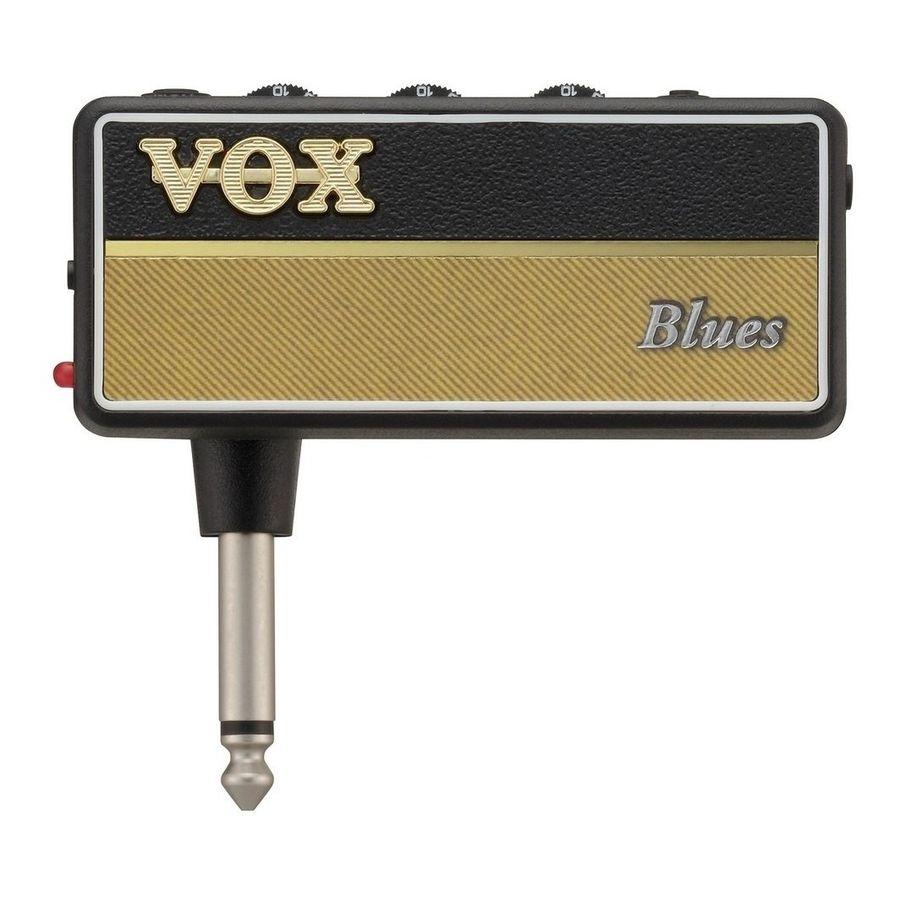 Amplificador-Guitar-Vox-Amplug-G2--Blues-P-auricular