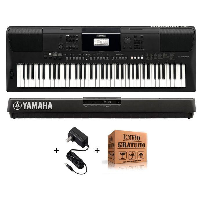 Teclado-Yamaha-Psrew410-De-76-Teclas-Sensitivo---Fuente