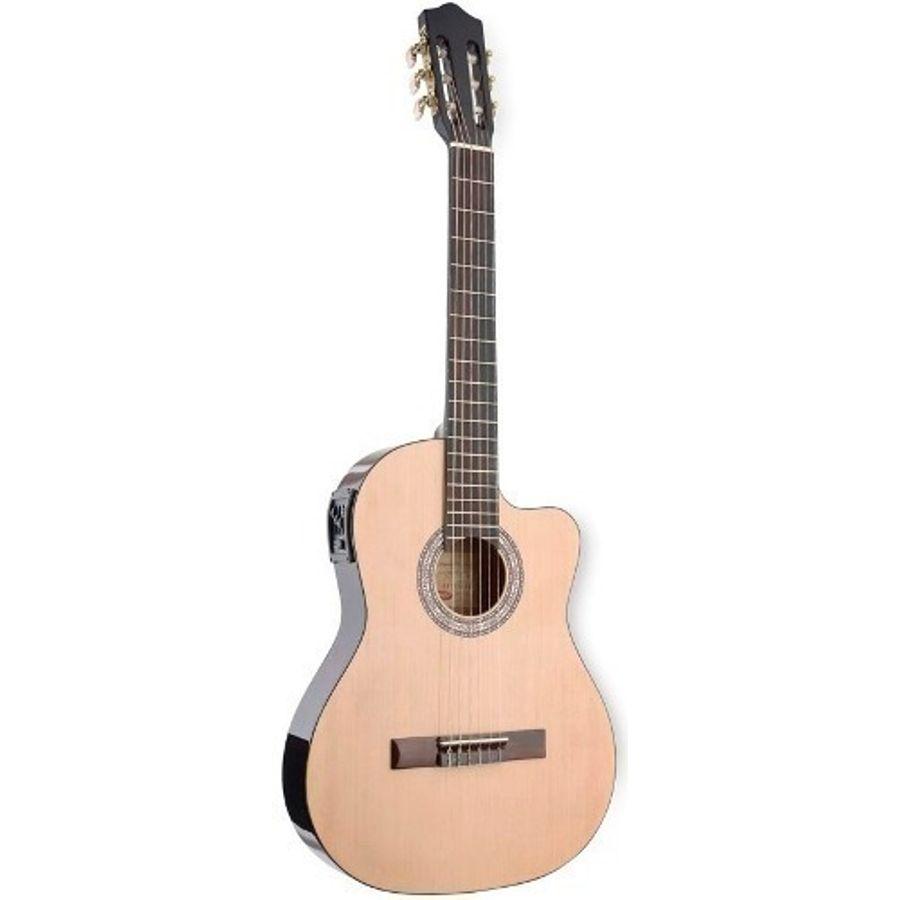 Guitarra-Electrocriolla-Stagg-1-2-Caja-Microfono-Activo
