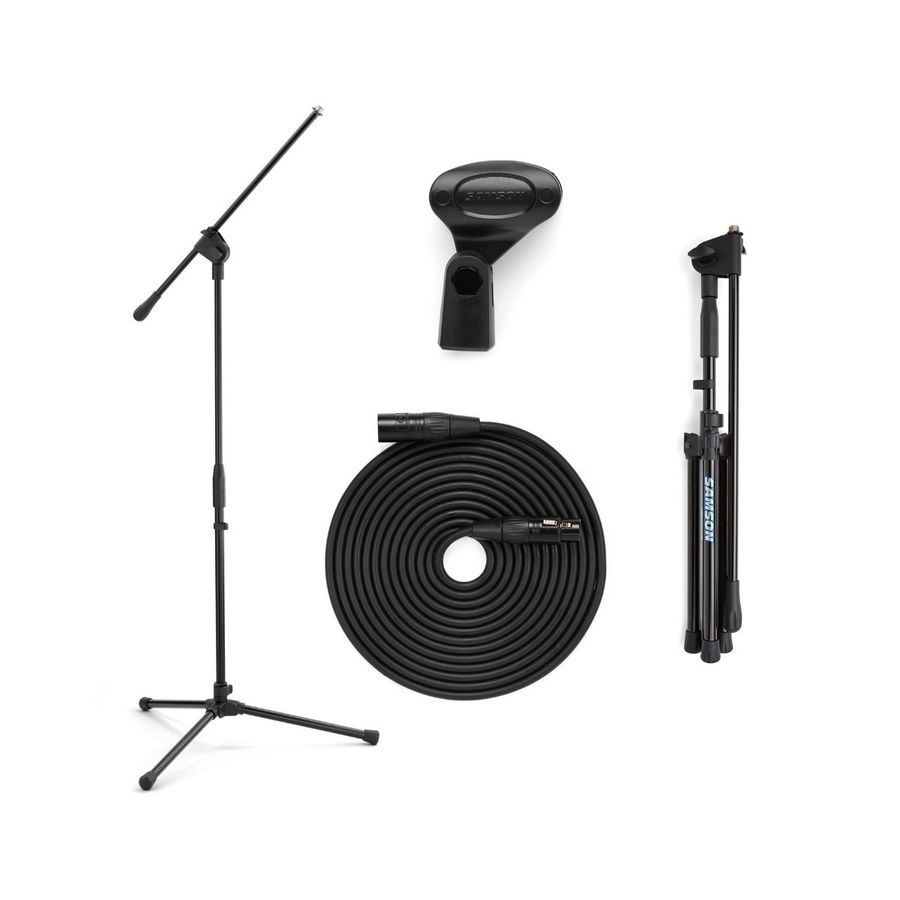Soporte-Para-Microfono-Boom-Samson-Ml10x---Cable---Pipeta