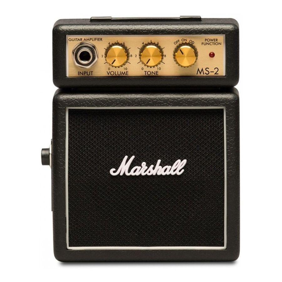 Mini-Amplificador-Guitarra-Electrica-Marshall-Ms2-Marshalito-Potencia-1-Watt-Conector-Jack-Plug-1-Canal-Overdrive---Puas