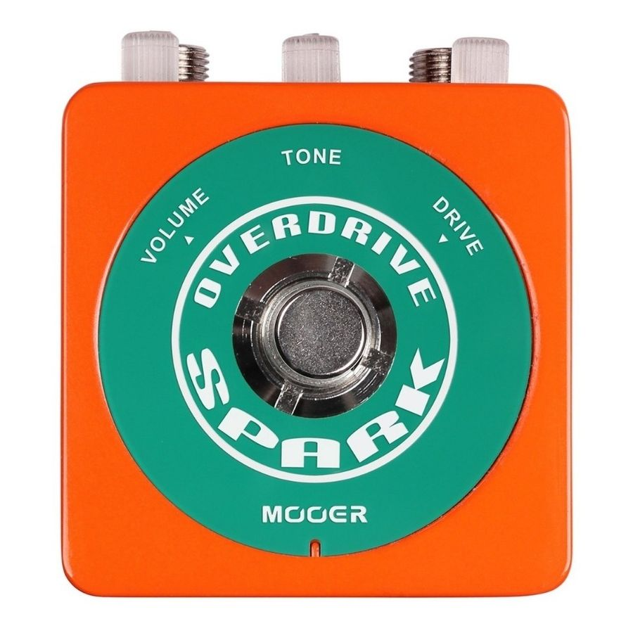 Pedal-De-Efecto-Mooer-Spark-Overdrive-P-guitarra-Overdrive