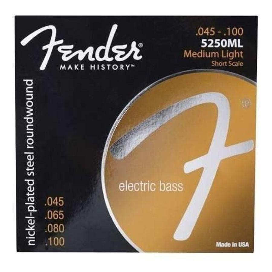 Encordado-Fender-Para-Bajo-De-4-Cuerdas-Calibre-045---100