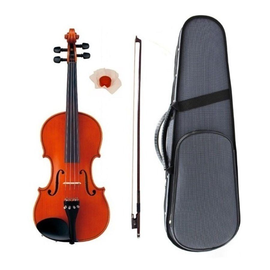 Violin-Profesional-Yamaha-Acustico-V5sa-4-4---Arco-Y-Estuche