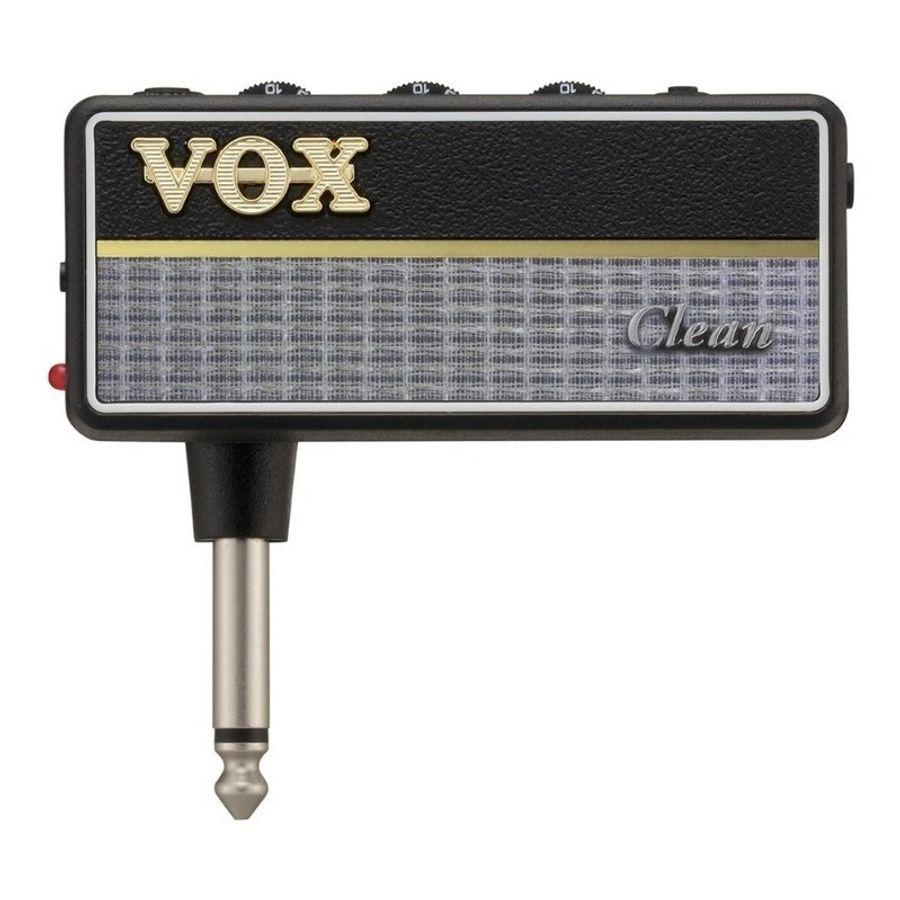 Amplificador-Guitar-Vox-Amplug-G2--Clean-P-auricular