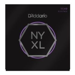 Daddario-Encordado-Para-Guitarra-Electrica-011-Nyxl1149-Aleacion-De-Acero-Alto-En-Carbono-Y-Entorchado-De-Niquel-011-049