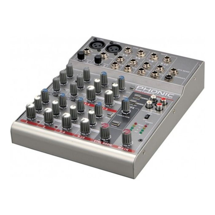 Consola-Mixer-Phonic-Am-105fxu-Compacto-2in-Mic-linea-Efx