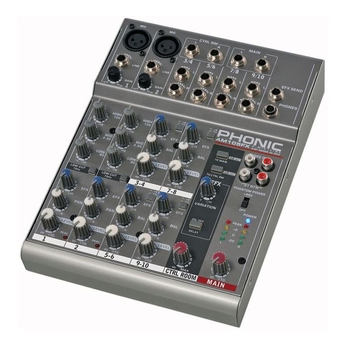Consola-Mixer-Phonic-Am-105fx-Compacto-2-In-Mic-linea-Stereo