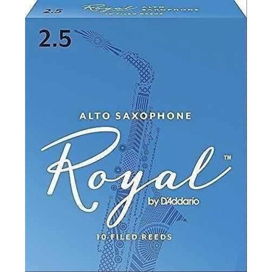 Cañas-Para-Saxo-Alto-Rico-Royal-N°-2-1-2-X-Unidad