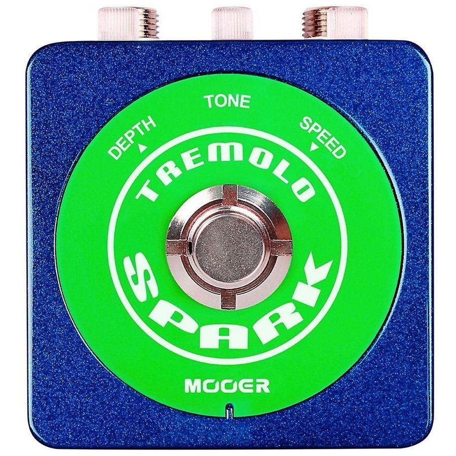 Micro-Pedal-De-Efecto-Tremolo-Mooer-Spark-tremolo-P-guitarra