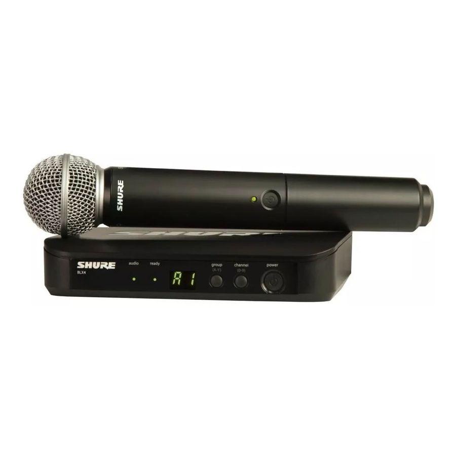 Sistema-Microfono-Inalambrico--Shure-Blx24-sm58
