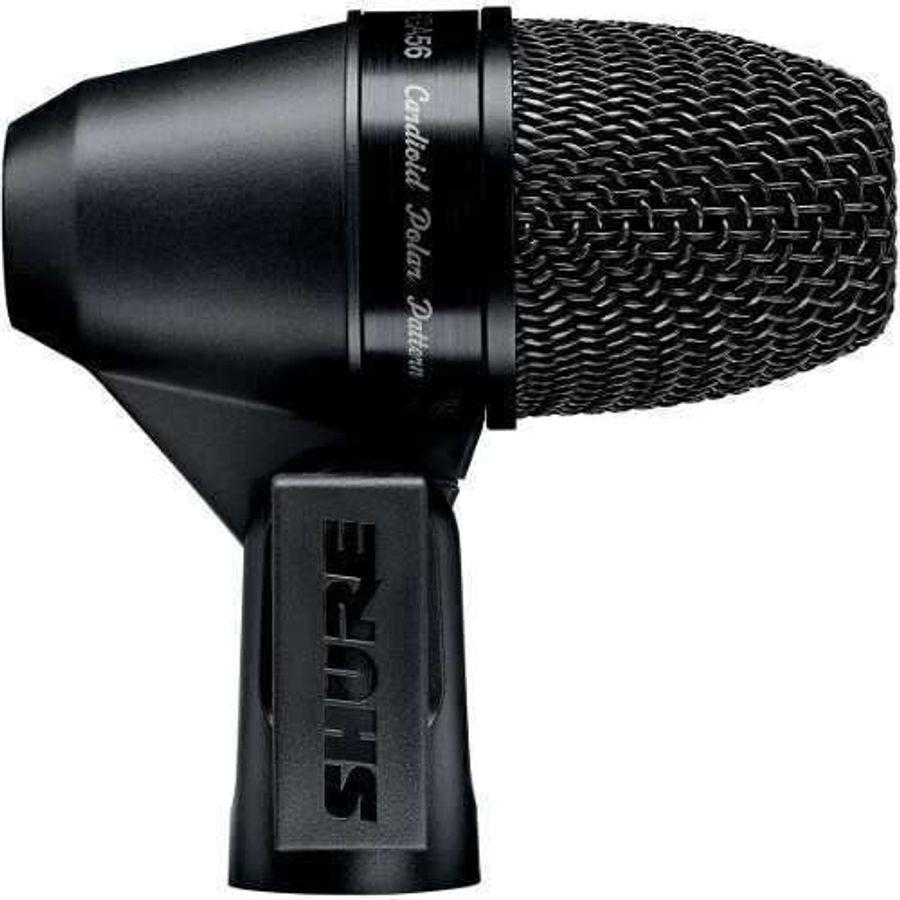 Microfono-Shure-Pga56-Dinamico-Cardiode-Para-Tambor---Tom
