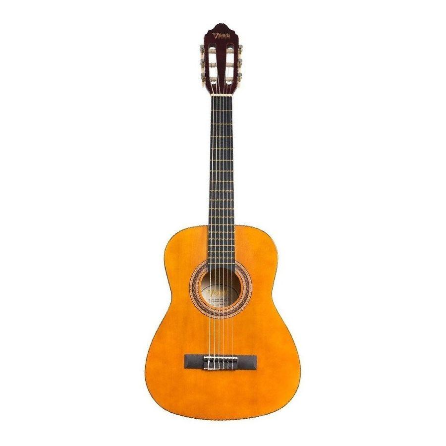 Guitarra-Clasica-Valencia-Vc102-Tamaño-1-2-Varios-Colores