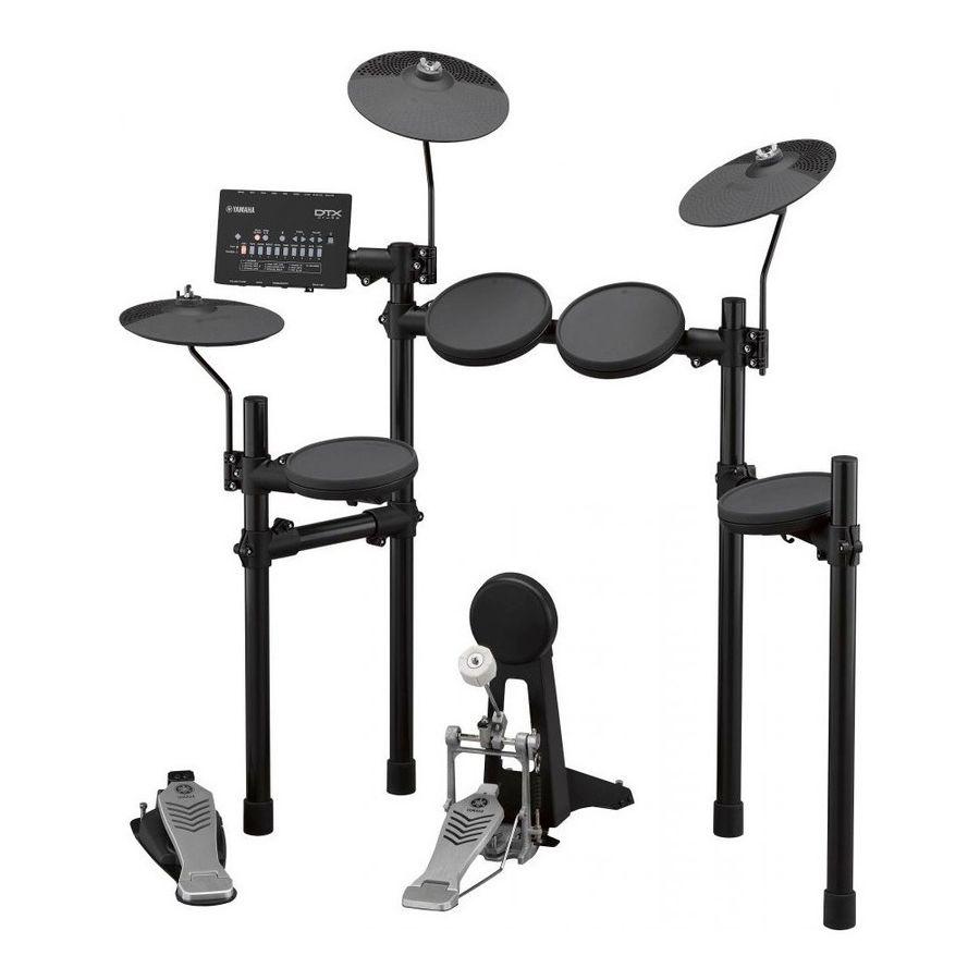 Bateria-Electronica-Yamaha-Dtx432k-287-Sonidos---Pedal-Bombo