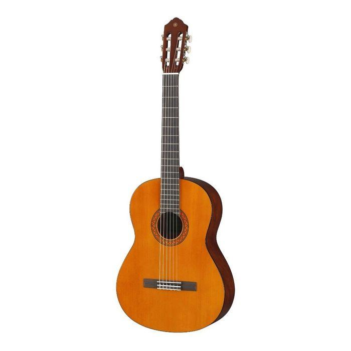 Guitarra-Clasica-Criolla-Yamaha-C40-C-40-Tamaño-4-4-Acabado-Natural-Tapa-De-Pecea-Cuerdas-Nylon-Original