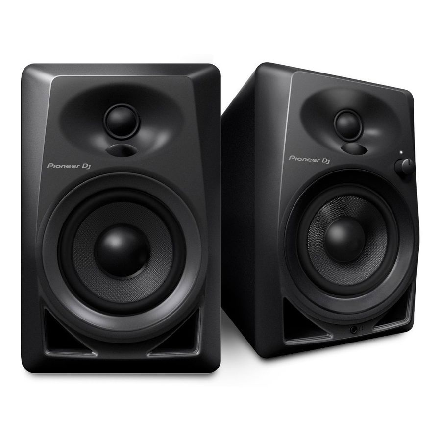 Monitores-De-Estudio-Activos-Audio-Pioneer-Dm-40-El-Par