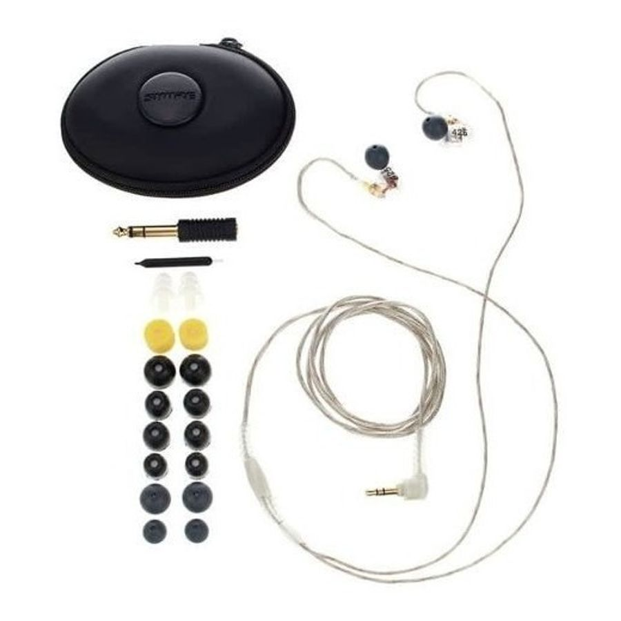 Auricular-Shure-In-Ear-Se425-De-2-Vias-Monitores-Profesional