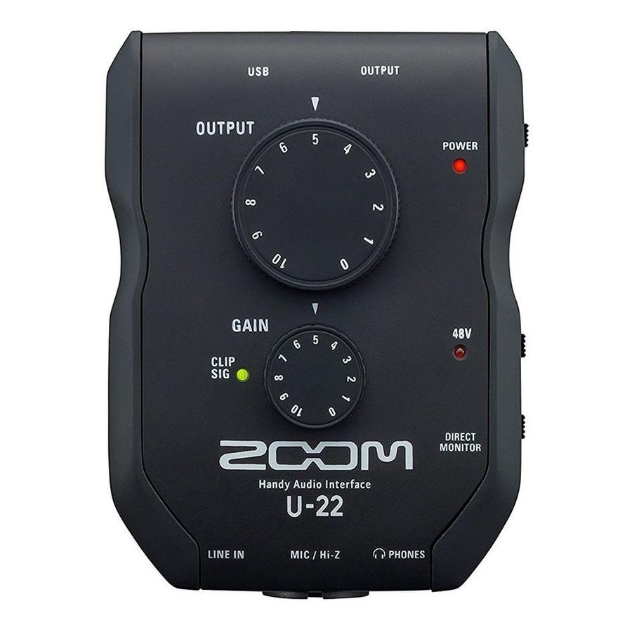 Interfaz-De-Audio-Portatil-Grabacion-En-2-Canales-Zoom-U22