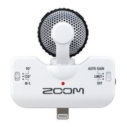 Microfono-Profesional-Zoom-Lq5-Para-iPhone-iPad-iPod-Blanco