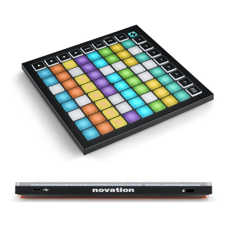 Controlador-Novation-Launchpad-Mini-Mk3-Ableton-Dj-Usb-Midi