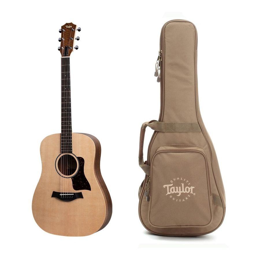 Guitarra-Electro-Acustica-Taylor-Bbte-Big-Baby-Con-Funda