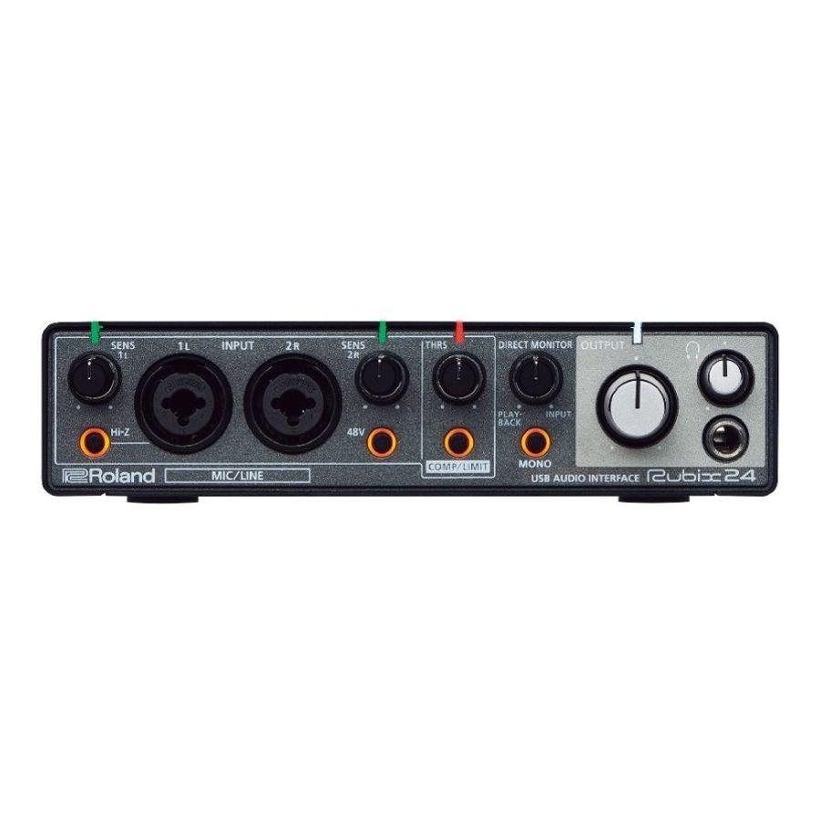 Interfaz-De-Audio-Roland-Rubix24-Audio-Usb-2-in-4-out