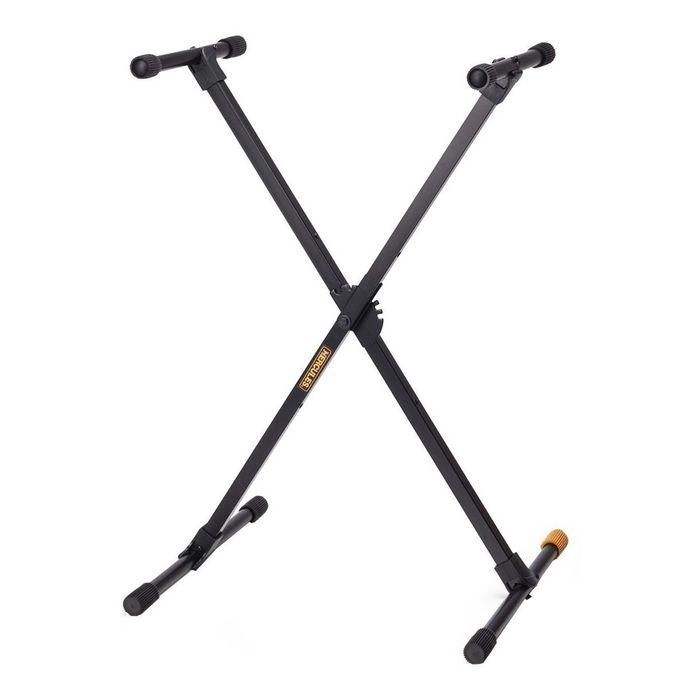 Soporte-Teclado-Ks118b-Tipo-Tijera-Travlite-Plegable
